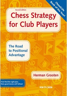 Boek_Chess Strategy for Clubplayers